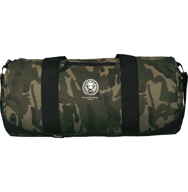 NO FIXED ABODE,Rambo Bag Travel Bag,Bags,Jungle Camo / TU