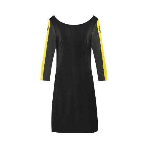 Shona Dress-Dresses-XS-NO FIXED ABODE Luxury Streetwear UK