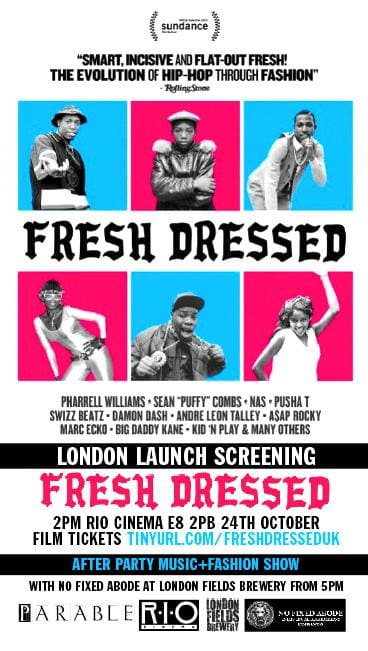 Fresh Dressed with No Fixed Abode at London Fields Brewery