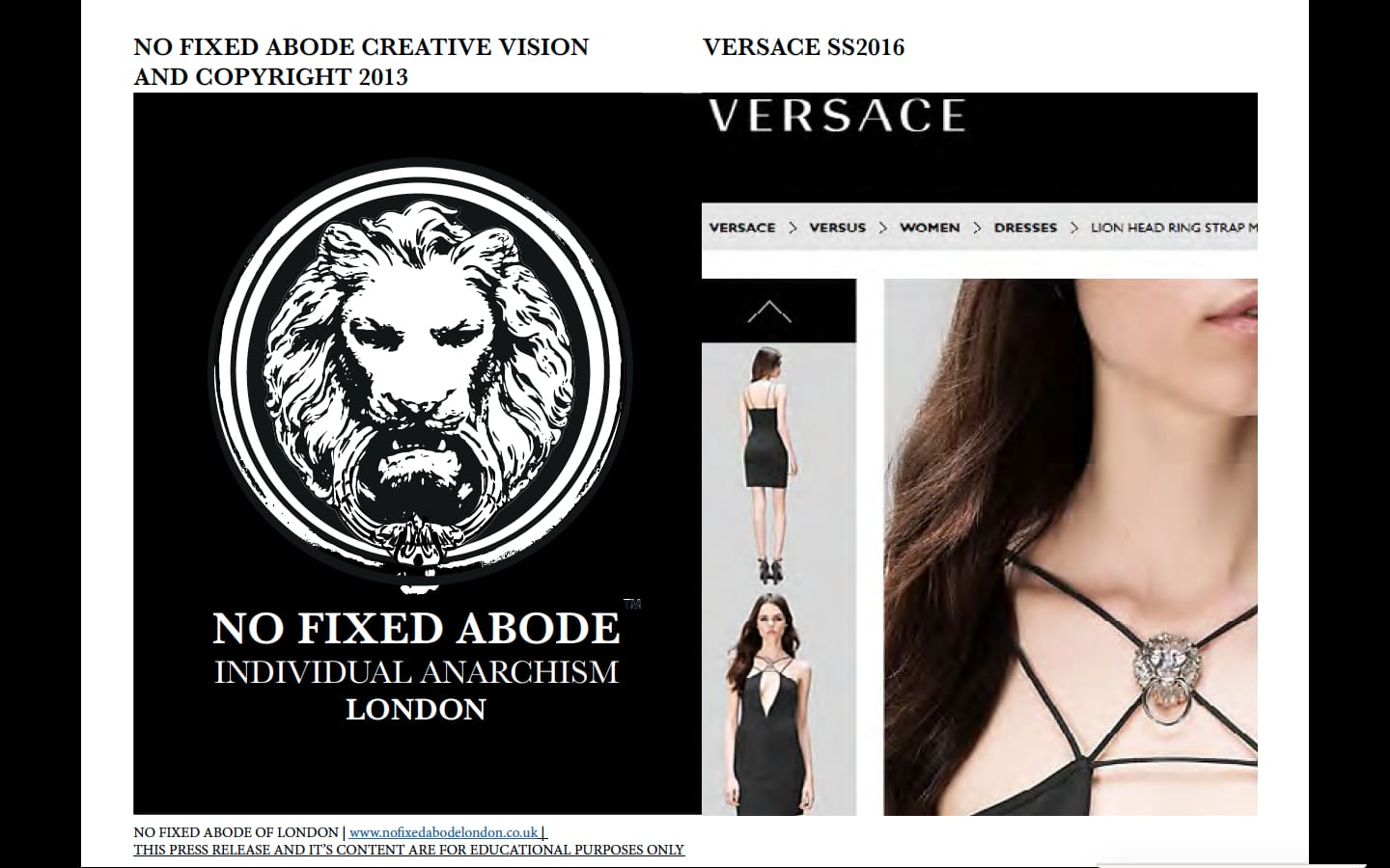 Versace - Have They Run Out Of Ideas
