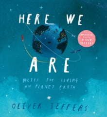 Here We Are : Notes for Living on Planet Earth (Book & CD)