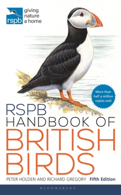 RSPB Handbook of British Birds : Fifth edition