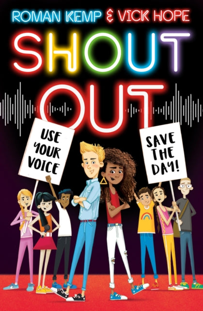 Shout Out: Use Your Voice, Save the Day