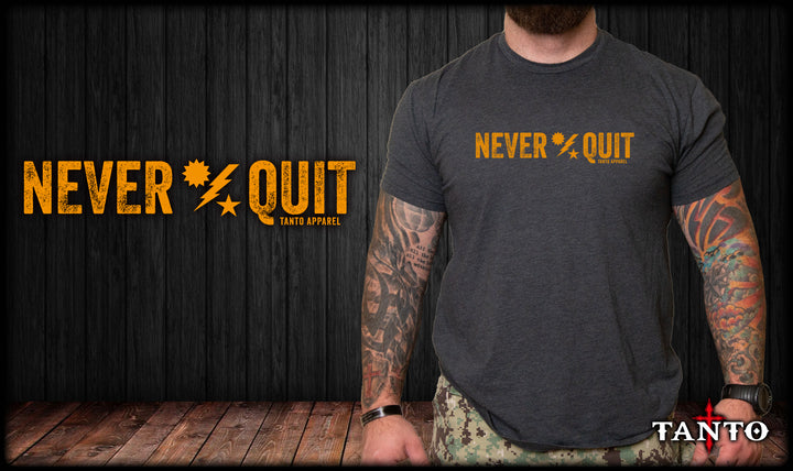Never Quit