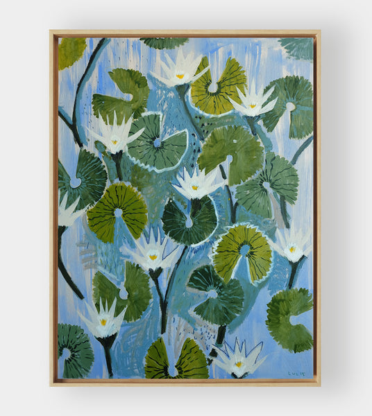 Aquatic Plant No. 11 - 36 x 48
