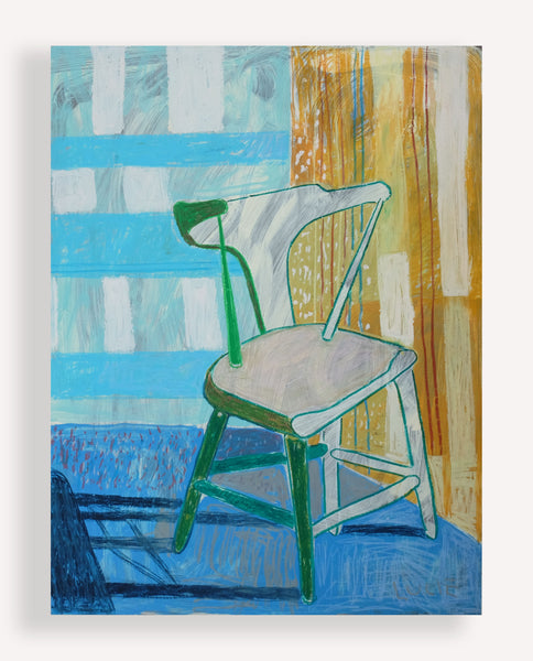 Chair No. 9 - 30 x 40