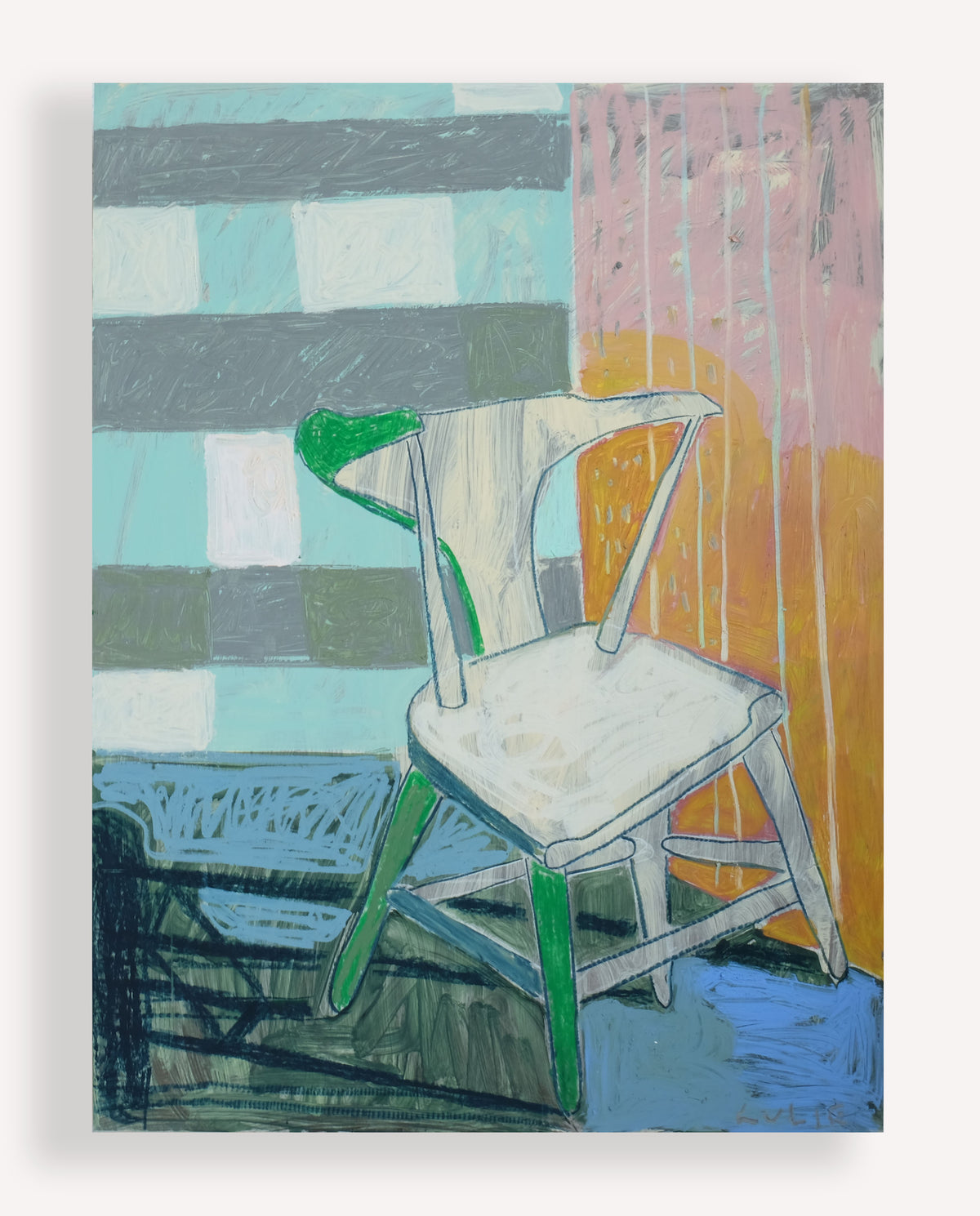 Chair No. 7 - 30 x 40