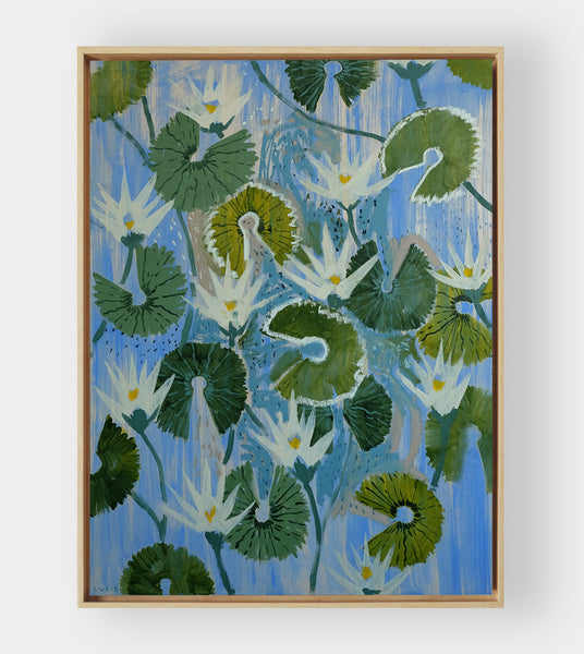 Aquatic Plant No. 16 - 36 x 48