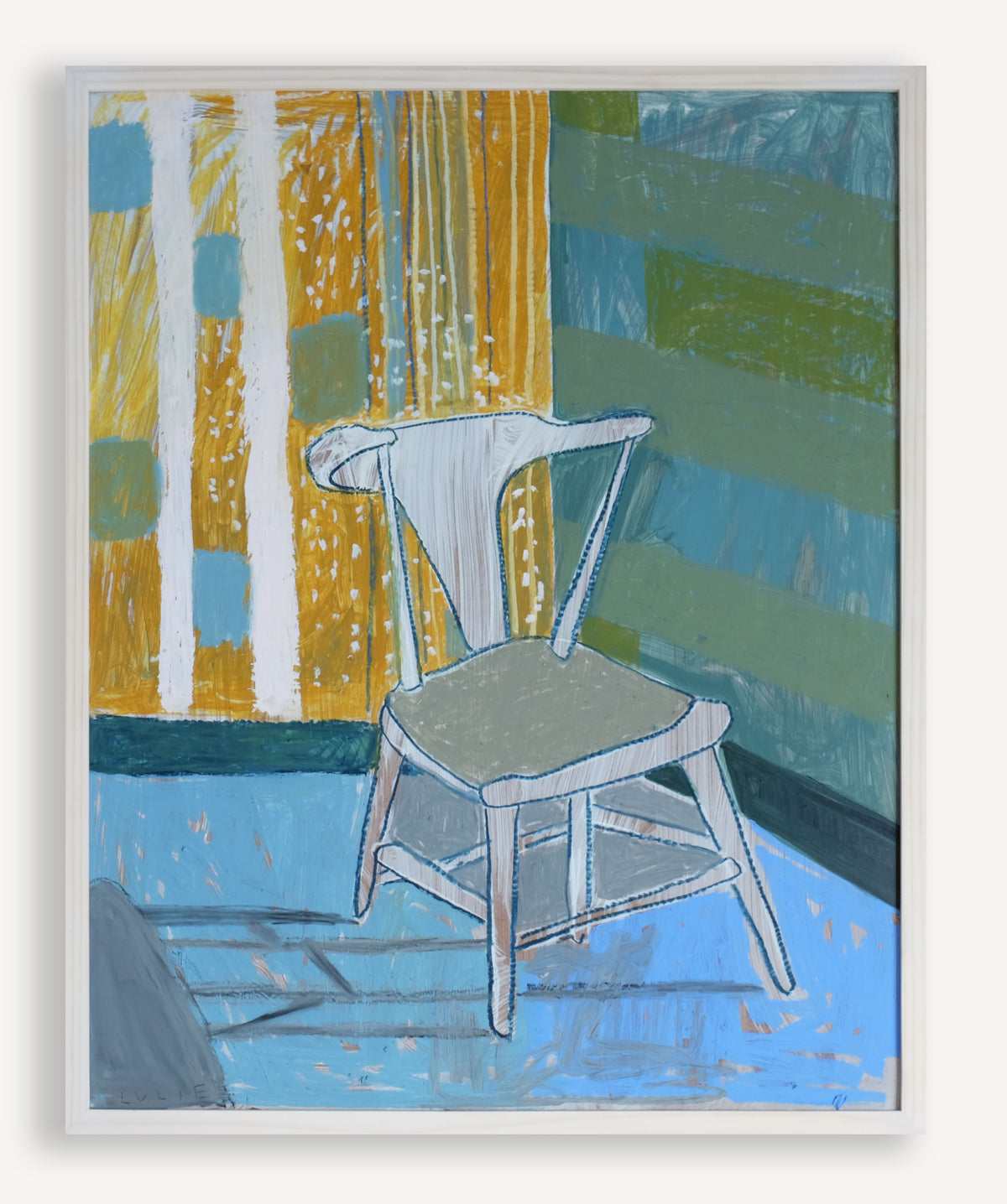 Chair No. 1 - 24 x 30