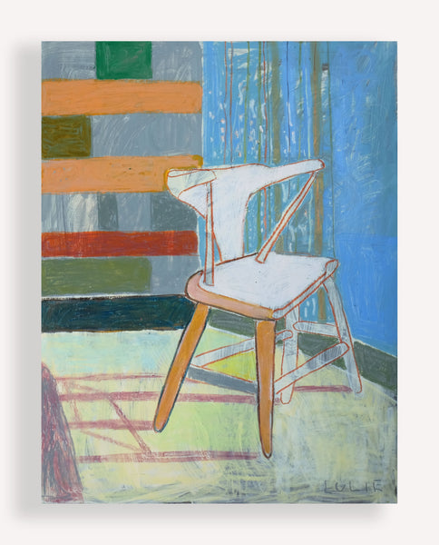 Chair No. 6 - 30 x 40