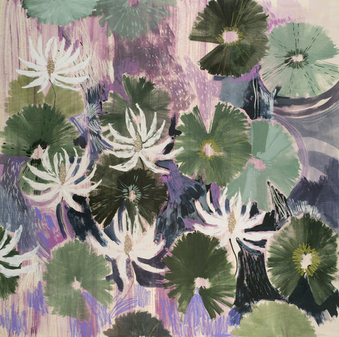 AQUATIC PLANTS NO.34 - 48x48