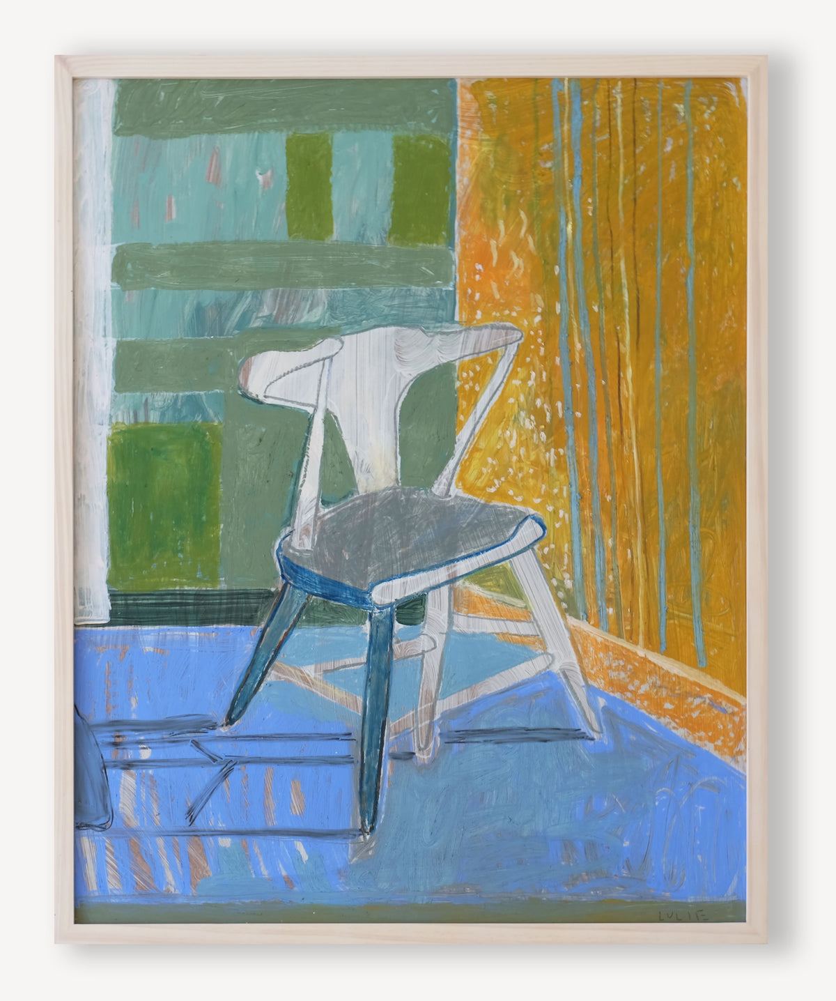 Chair No. 2 - 24 x 30