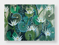 Aquatic Plant No. 7 - 30 x 40