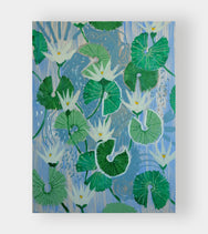 Aquatic Plant No. 12 - 36 x 48