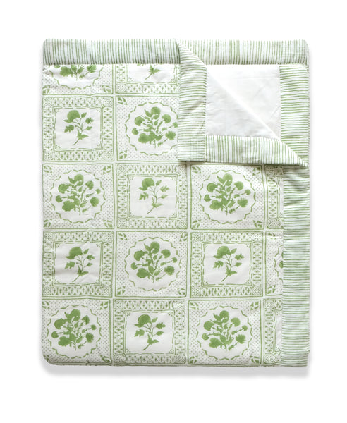Evelyn Baby Quilt