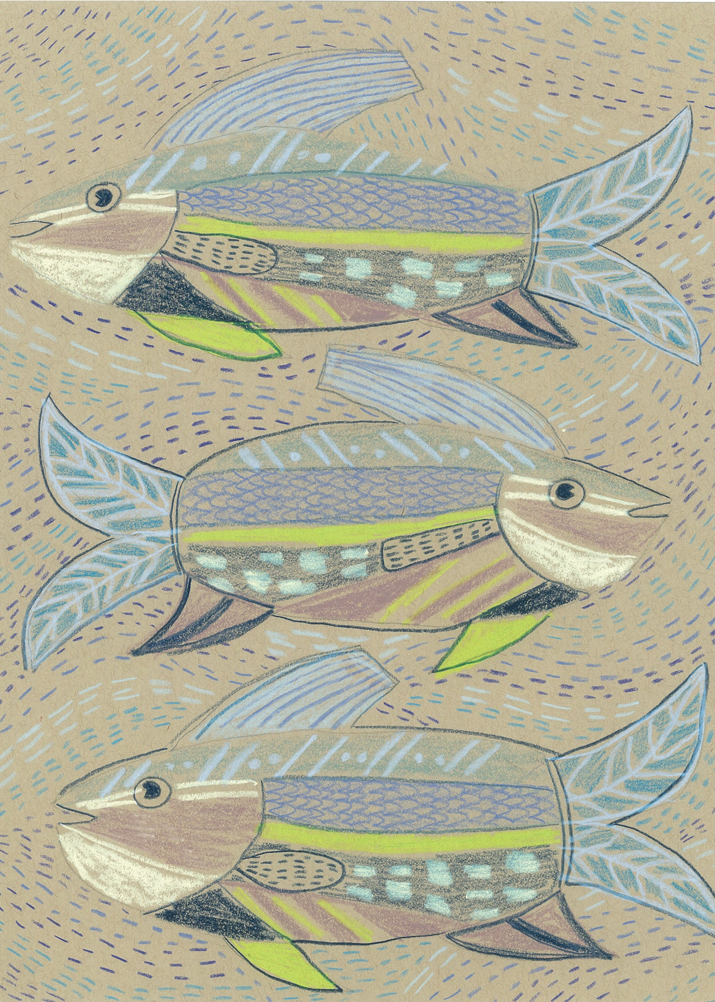 lulie wallace fish