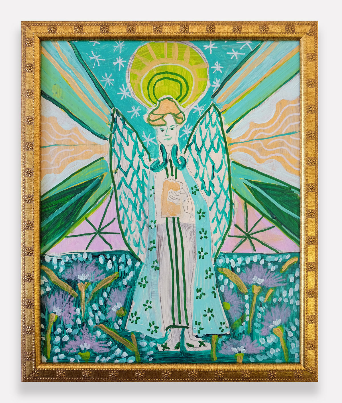 Angel No. 25 - 8 x 10