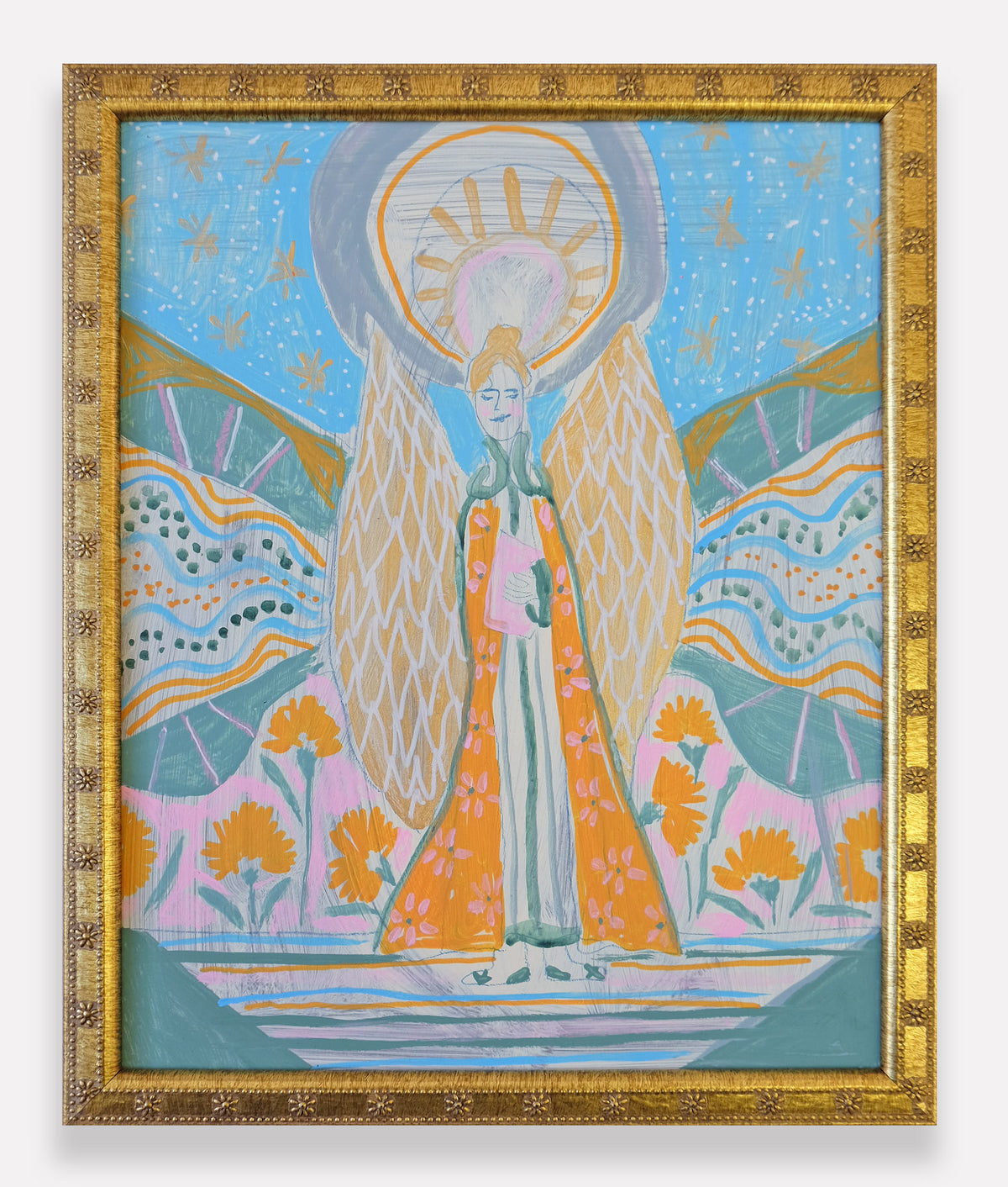 Angel No. 34 - 8 x 10