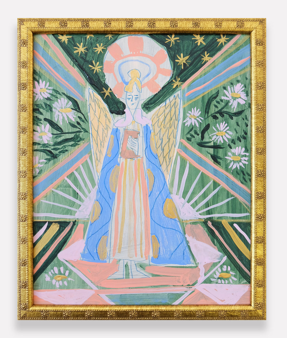 Angel No. 35 - 8 x 10