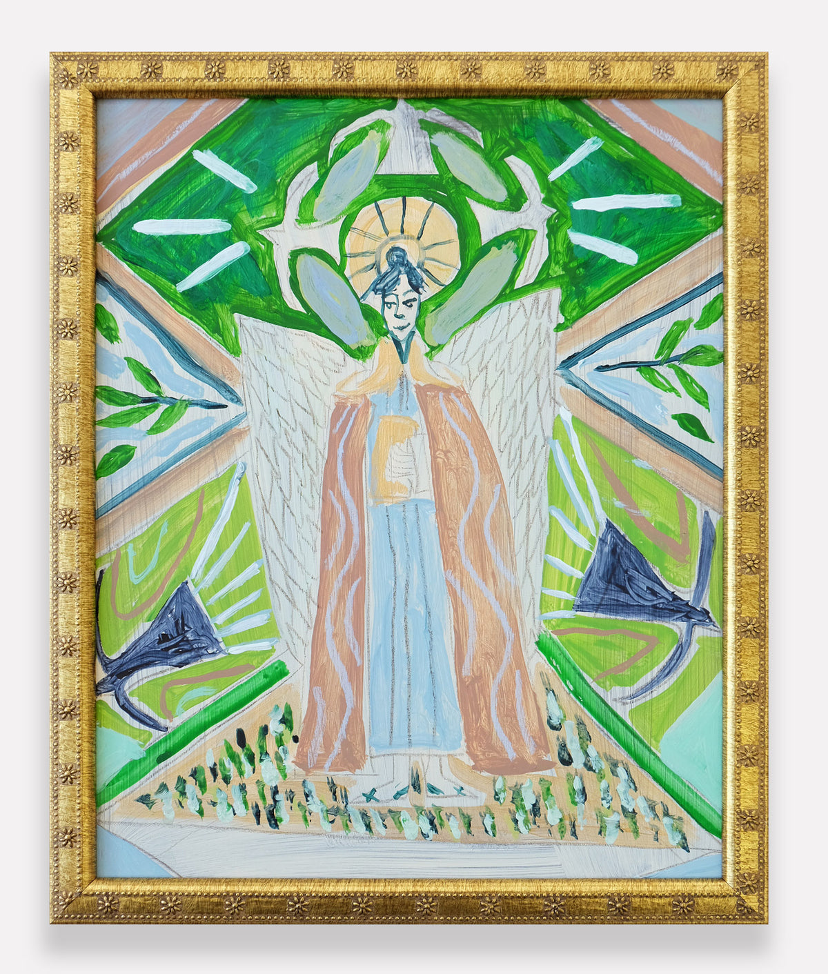 Angel No. 40 - 8 x 10