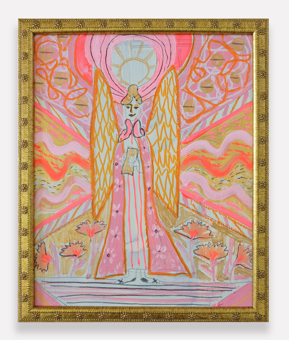 Angel No. 46 - 8 x 10