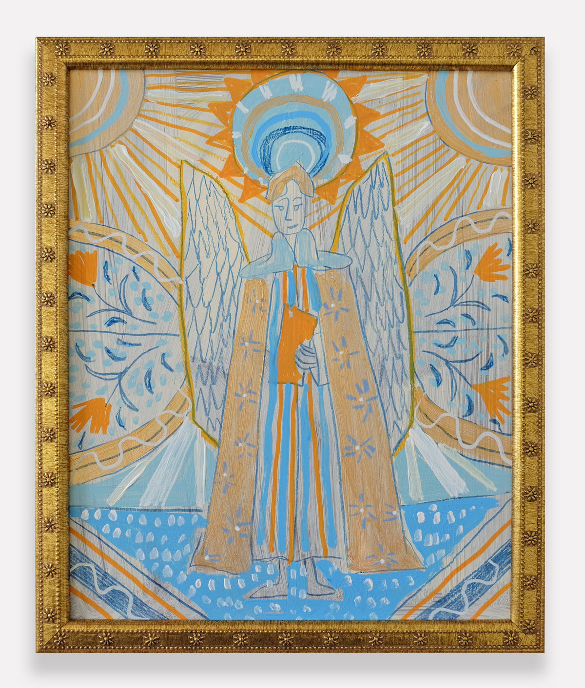 Angel No. 48 - 8 x 10