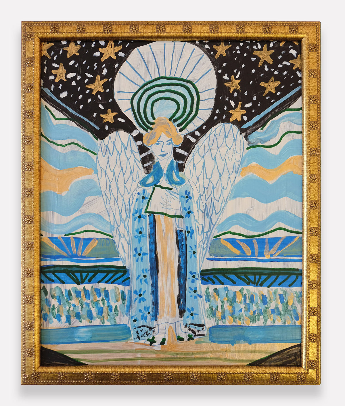 Angel No. 49 - 8 x 10