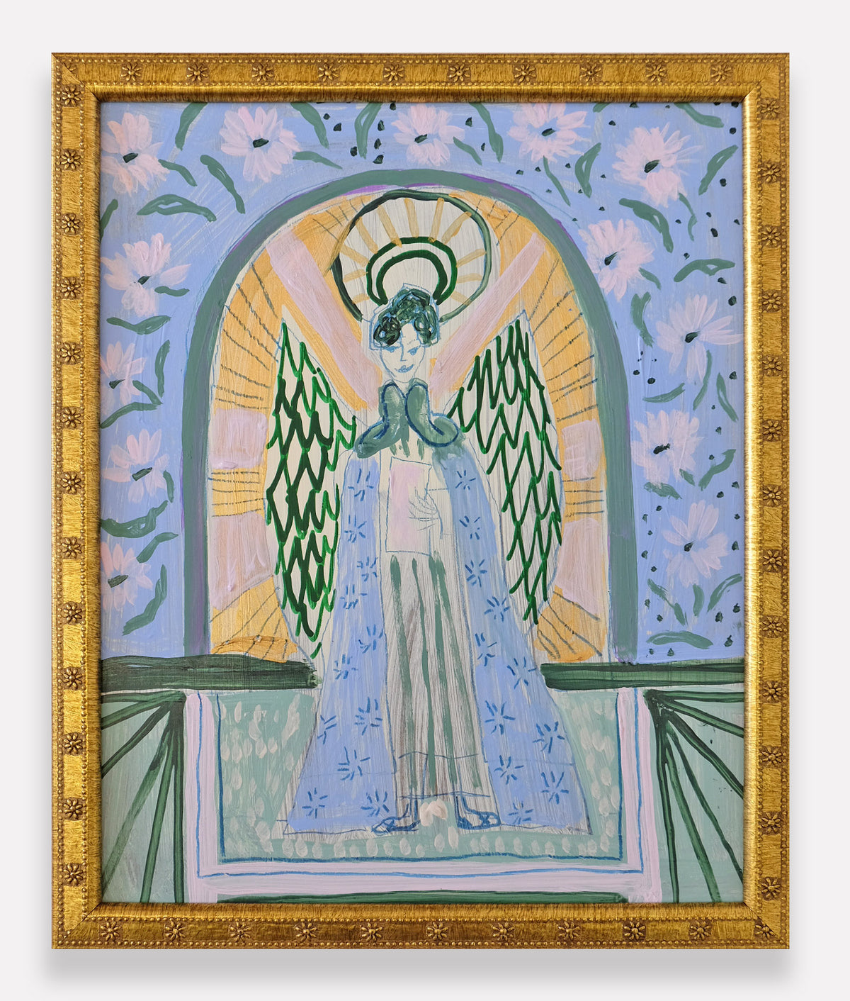 Angel No. 55 - 8 x 10