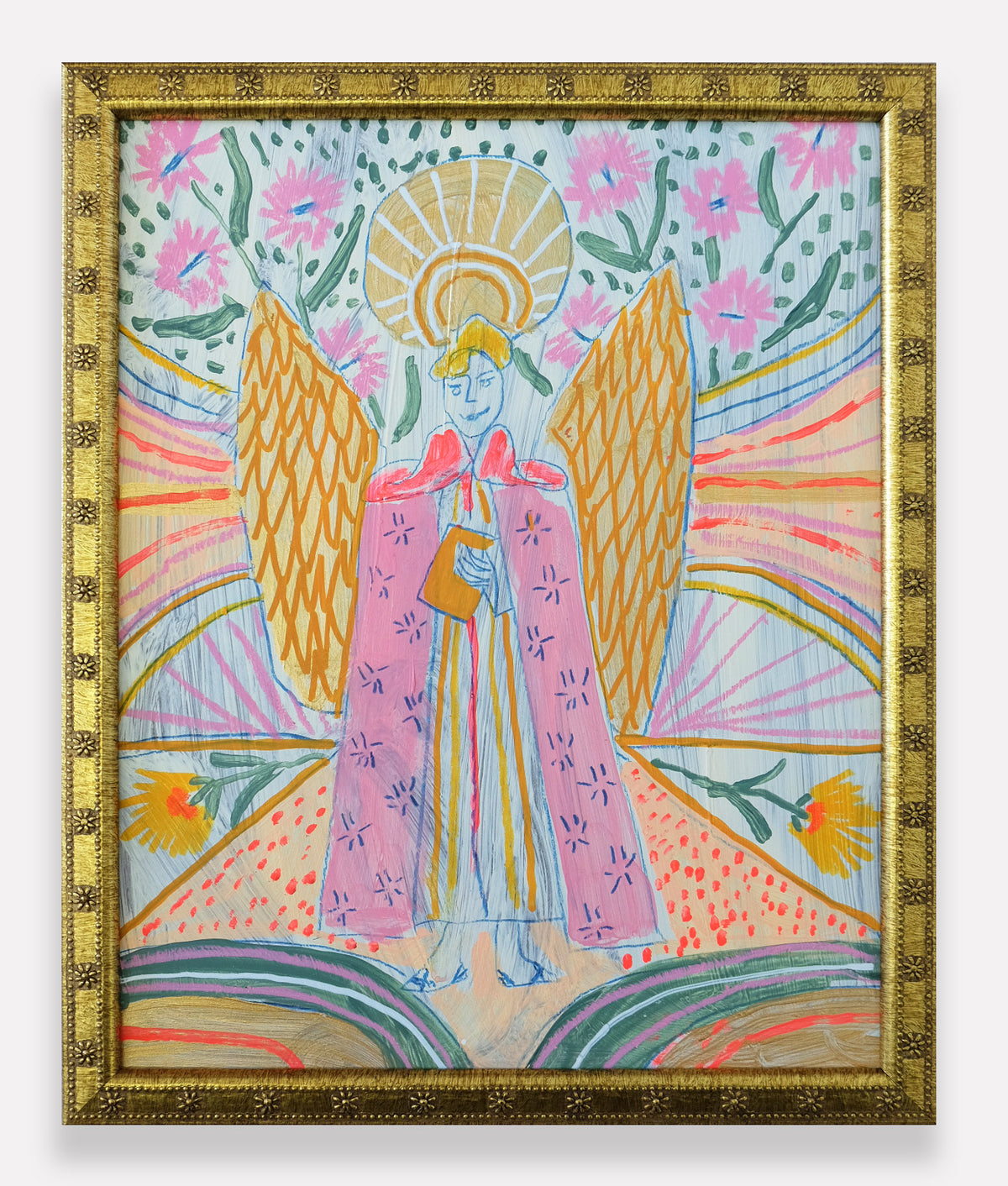 Angel No. 66 - 8 x 10
