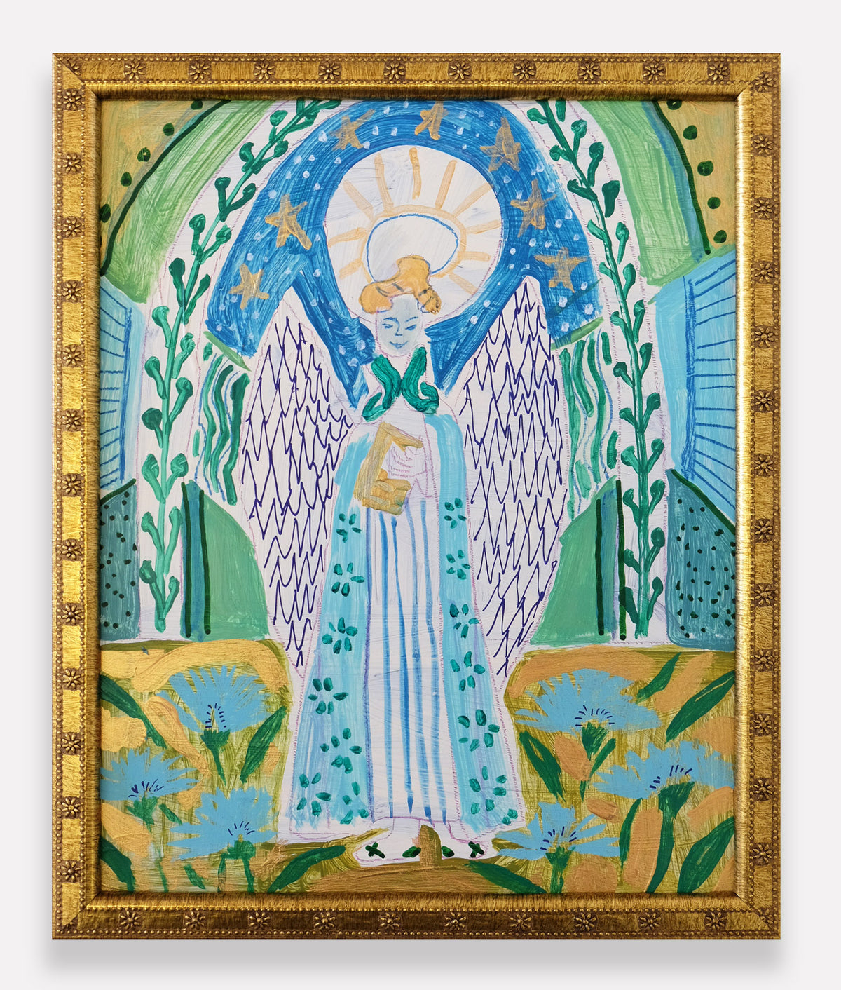 Angel No. 70 - 8 x 10