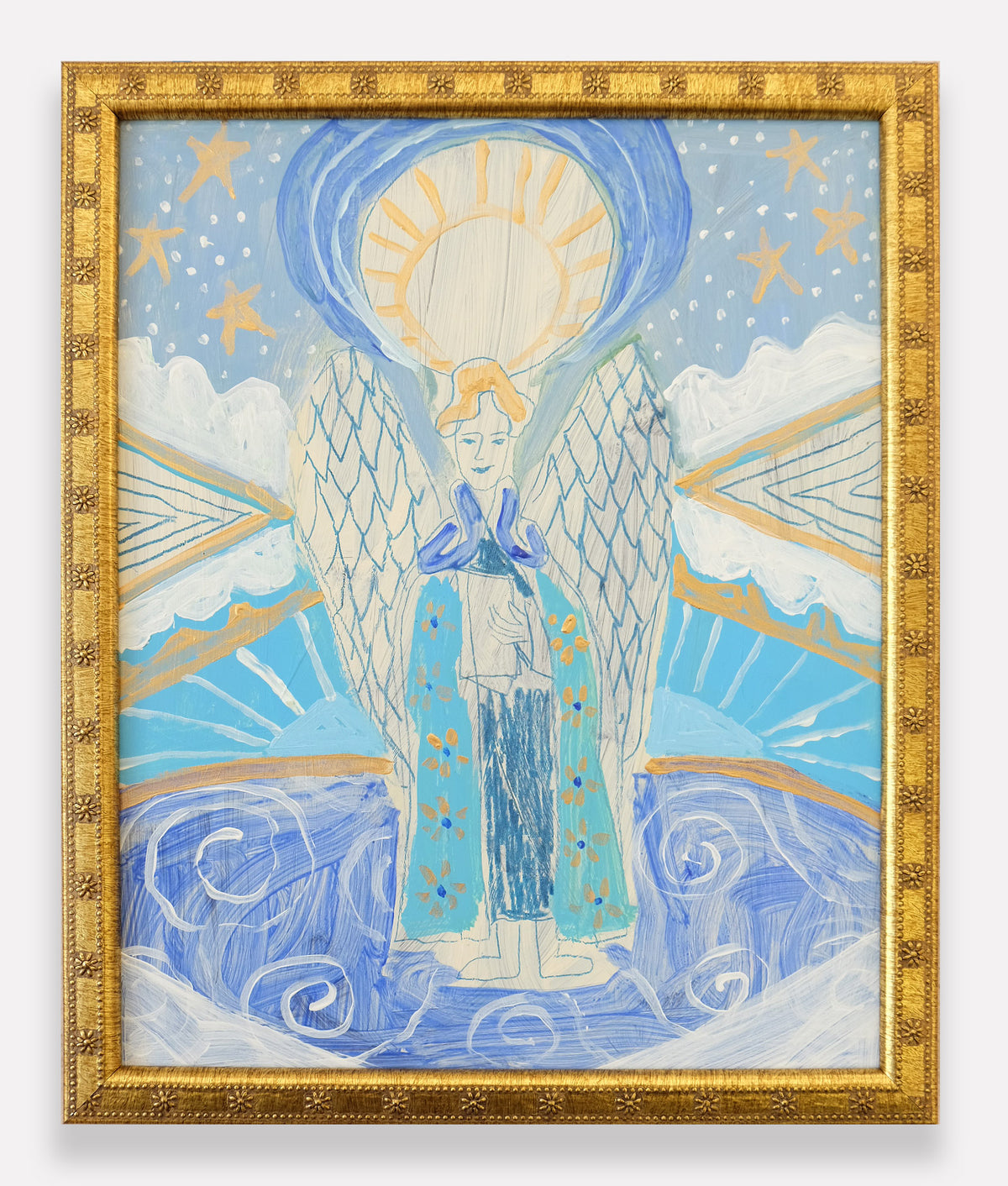 Angel No. 7 - 8 x 10
