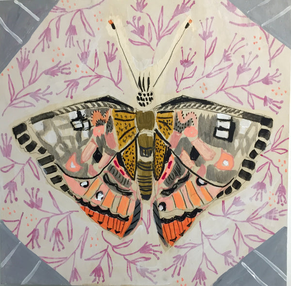 16X16 - LELA THE BUTTERFLY