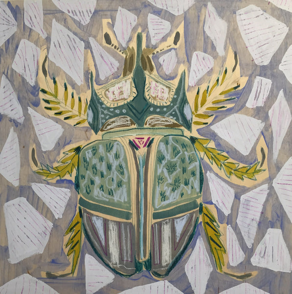 16X16 - WILDS THE BEETLE