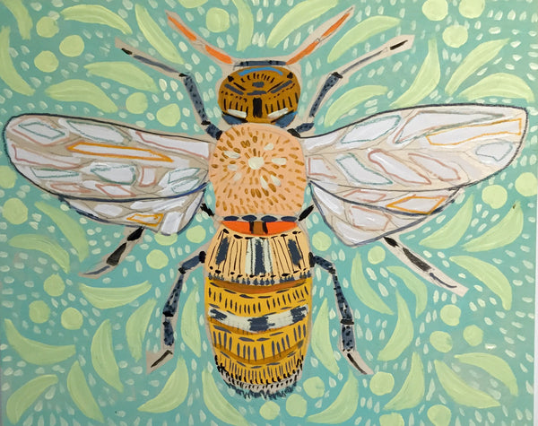 16X20 -  BAILEY THE BEE