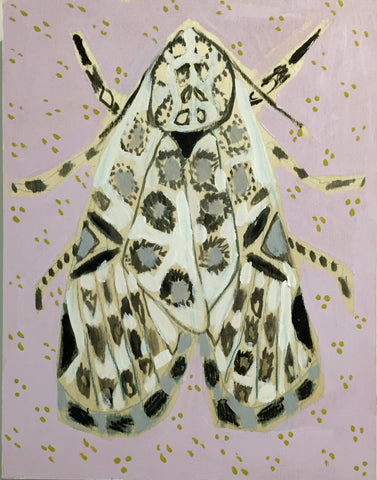 11X14 - MARTHA THE MOTH