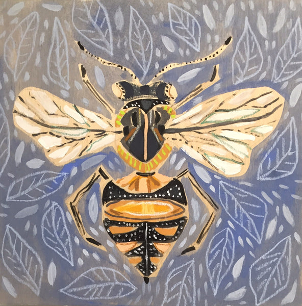 14X14 - BURTON THE BEE