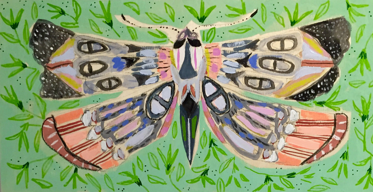 12X24 - CALLIE THE BUTTERFLY