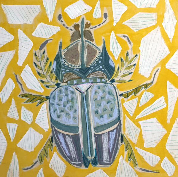 16X16 - ARTHUR THE BEETLE