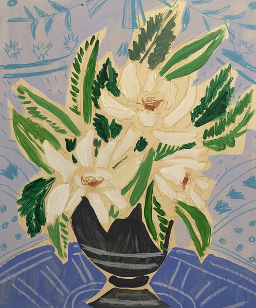 GARDENIAS - FLOWERS FOR FATE - 11x14