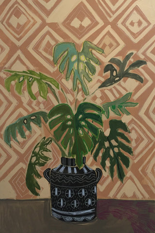 Philodendrons for Paige - 24X36