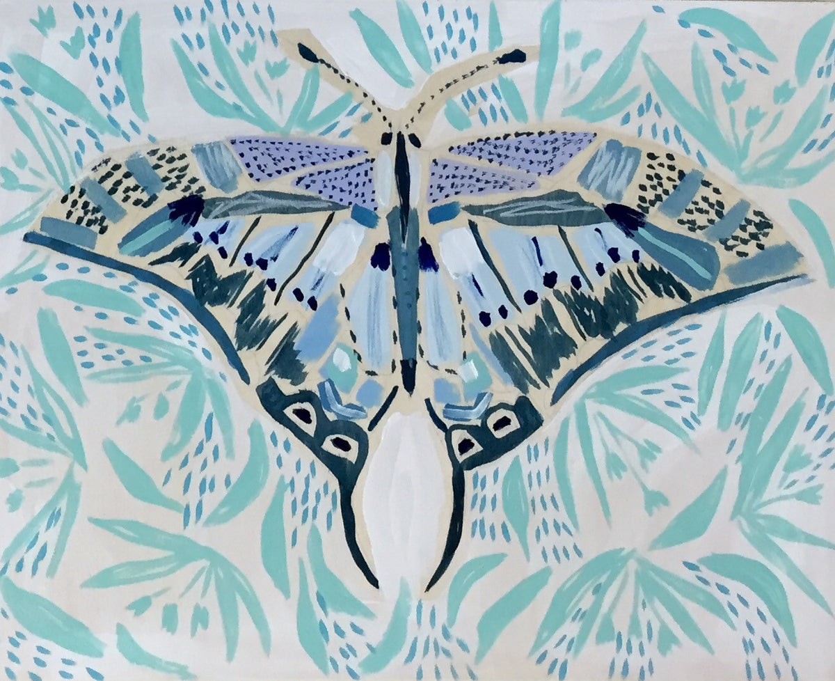 16x20 - ROSIE THE BUTTERFLY