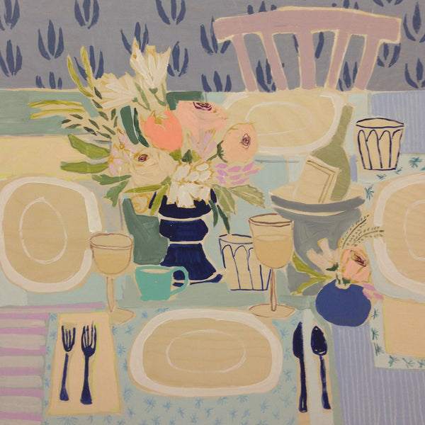 30x30 Tablescape #28