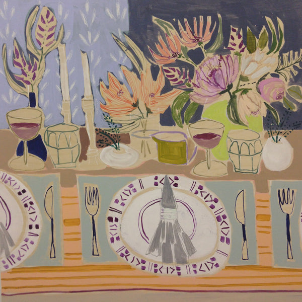 30x30 Tablescape #29