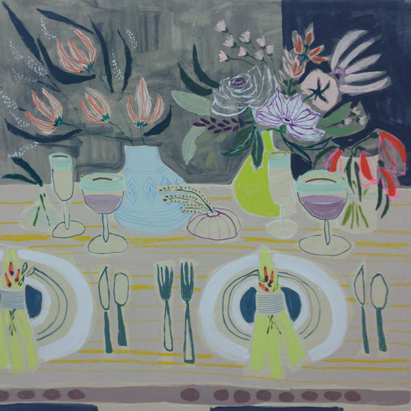30x30 Tablescape #30