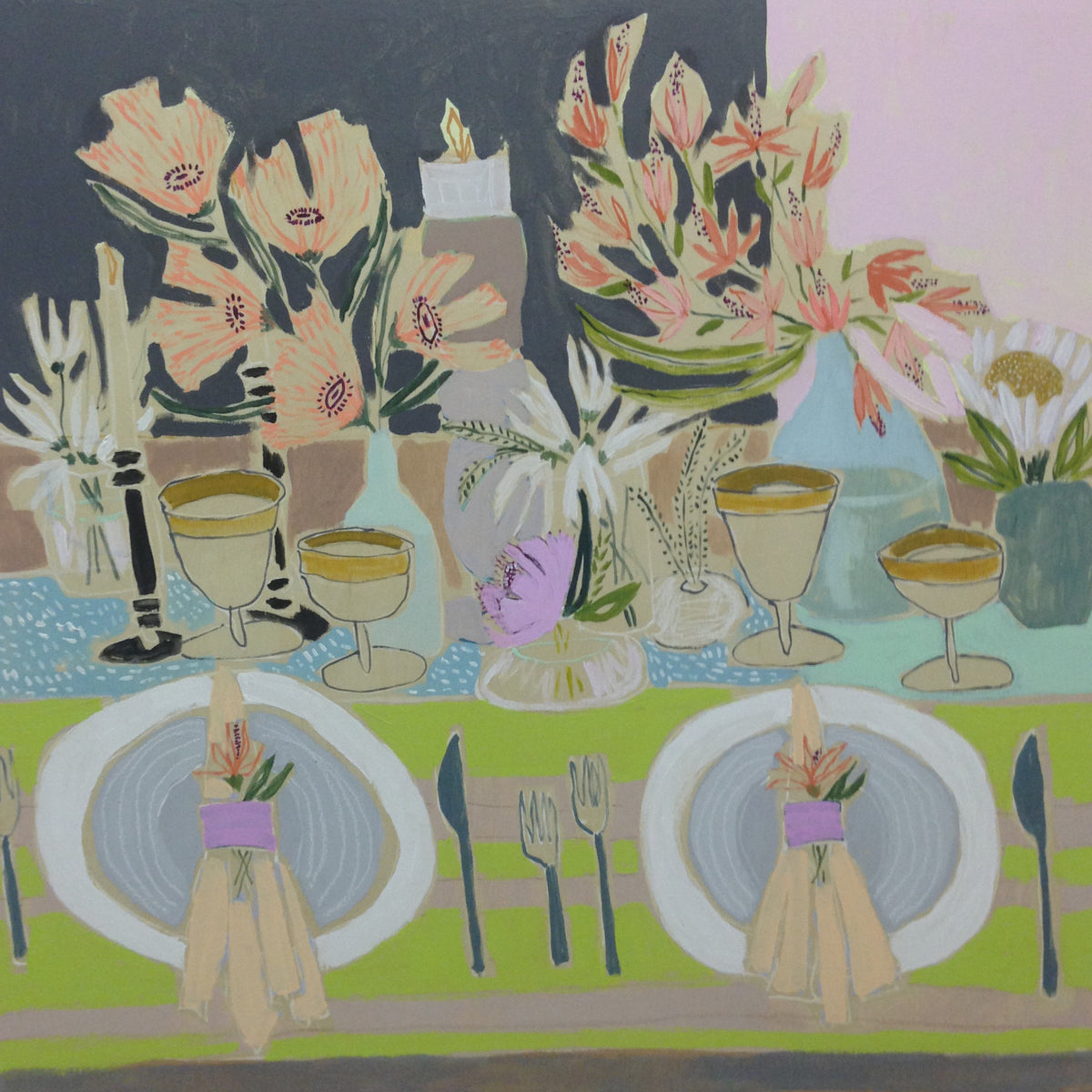36x36 Tablescape #33