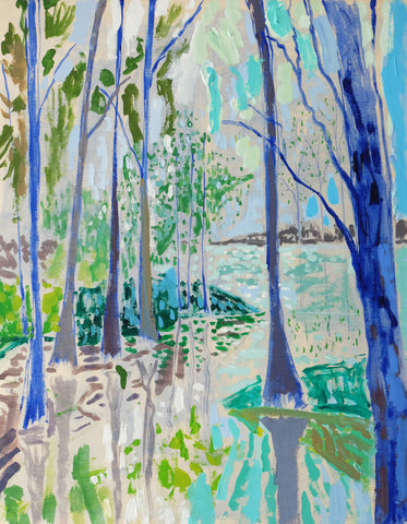 Lowcountry Landscape No. 3 - 24x30