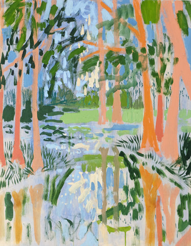 Lowcountry Landscape No. 4 - 24x30