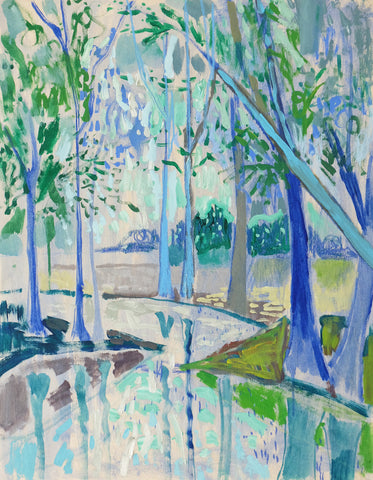 Lowcountry Landscape No. 8 - 24x30