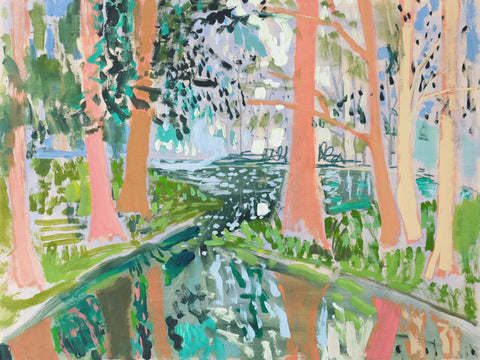 Lowcountry Landscape No. 11 - 24x30