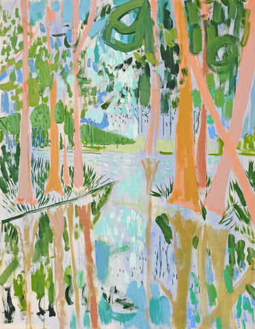 Lowcountry Landscape No. 1 - 24x30